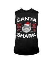 Santa Shark Sleeveless Tee thumbnail