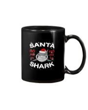 Santa Shark Mug thumbnail