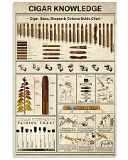 Cigar Knowledge 11x17 Poster front