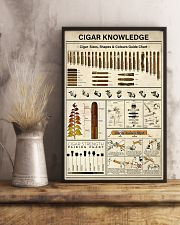 Cigar Knowledge 11x17 Poster lifestyle-poster-3