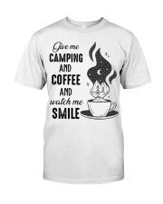 Give Me Camping Classic T-Shirt thumbnail