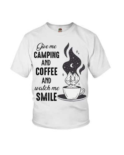 Give Me Camping