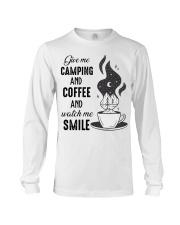 Give Me Camping Long Sleeve Tee thumbnail
