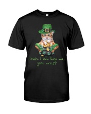 I Am Kiss Me You Must Classic T-Shirt front
