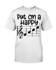 Music Teacher Classic T-Shirt front