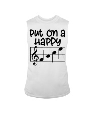 Music Teacher Sleeveless Tee thumbnail