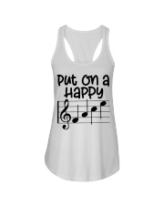 Music Teacher Ladies Flowy Tank thumbnail