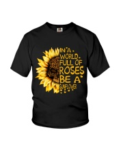 In A World Full Of Roses Youth T-Shirt thumbnail