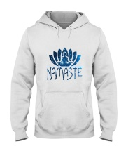 Namaste Hooded Sweatshirt front