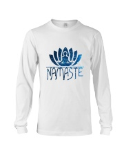 Namaste Long Sleeve Tee thumbnail