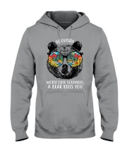 Go Outside 1 Hooded Sweatshirt front