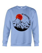 On Mountain Time Crewneck Sweatshirt thumbnail