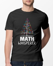 Math Whisperer Classic T-Shirt lifestyle-mens-crewneck-front-13
