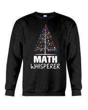 Math Whisperer Crewneck Sweatshirt thumbnail