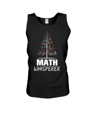 Math Whisperer Unisex Tank thumbnail