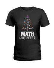Math Whisperer Ladies T-Shirt thumbnail