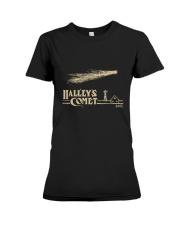 Halley's Comet Premium Fit Ladies Tee thumbnail