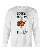 Sorry Crewneck Sweatshirt thumbnail