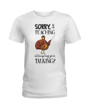 Sorry Ladies T-Shirt thumbnail