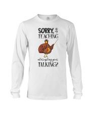 Sorry Long Sleeve Tee thumbnail