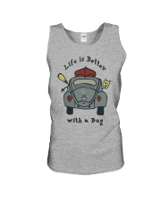 Life Is Better With A Bug Unisex Tank thumbnail