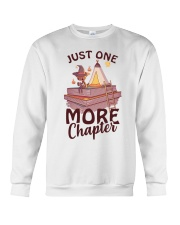 Just One More Chapter Crewneck Sweatshirt thumbnail