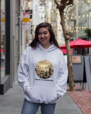 Take Me To The Mountains Hooded Sweatshirt lifestyle-unisex-hoodie-front-2