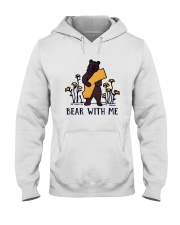 Bear With Me Hooded Sweatshirt front