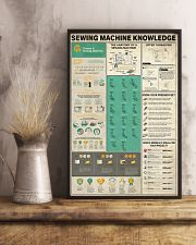 Sewing Machine Knowledge 11x17 Poster lifestyle-poster-3