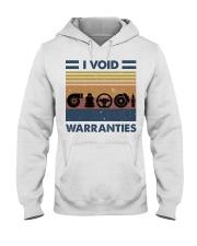 I Void Warranties Hooded Sweatshirt thumbnail