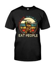 Save Animals Classic T-Shirt thumbnail