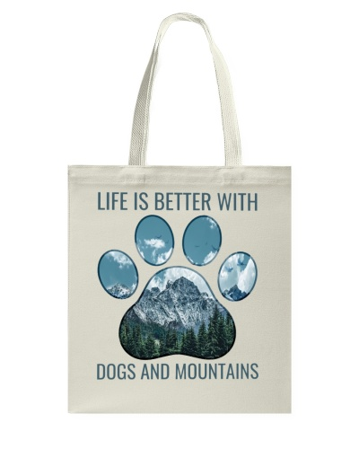 Dogs And Mountains