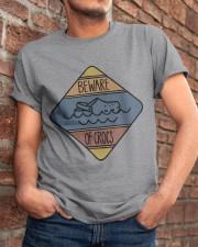 Beware Of Crocs Classic T-Shirt apparel-classic-tshirt-lifestyle-26