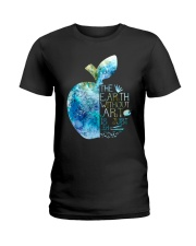 The Earth Without Art Ladies T-Shirt thumbnail