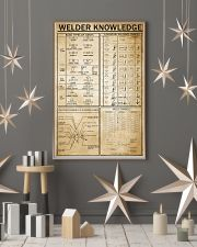 Welder Knowledge 11x17 Poster lifestyle-holiday-poster-1