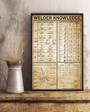 Welder Knowledge 11x17 Poster lifestyle-poster-3
