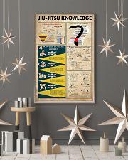 Jiu-jitsu Knowledge 11x17 Poster lifestyle-holiday-poster-1