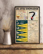 Jiu-jitsu Knowledge 11x17 Poster lifestyle-poster-3