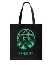 Cthulhu Mythos Tote Bag thumbnail
