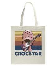 Crocstar Tote Bag thumbnail