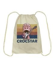 Crocstar Drawstring Bag thumbnail