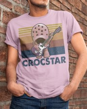 Crocstar Classic T-Shirt apparel-classic-tshirt-lifestyle-26