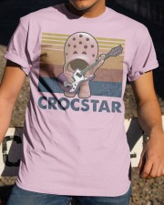 Crocstar Classic T-Shirt apparel-classic-tshirt-lifestyle-28