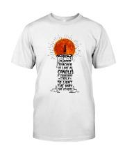 A Good Teacher Classic T-Shirt front