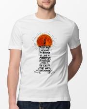 A Good Teacher Classic T-Shirt lifestyle-mens-crewneck-front-13