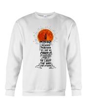 A Good Teacher Crewneck Sweatshirt thumbnail