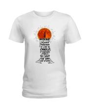 A Good Teacher Ladies T-Shirt thumbnail