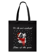 Most Wonderful Time Of The Year Tote Bag thumbnail