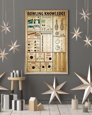 Bowling Knowledge 11x17 Poster lifestyle-holiday-poster-1