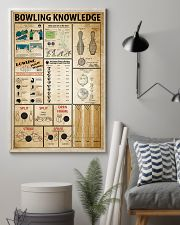 Bowling Knowledge 11x17 Poster lifestyle-poster-1